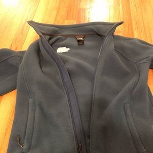 The North Face Jackets & Coats - North-face fleece - light tealish color